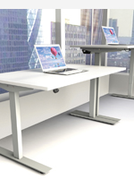 Next Day Height Adjustable Desks