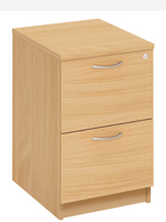 2 Drawer Wooden