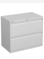Premium 2 drawer side filer