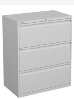 3 Drawer Side Filer