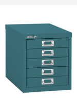 Non Locking Multidrawers