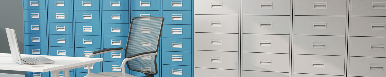 Card Filing Cabinets
