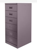 Silverline Media and Index storage and filing cabinets