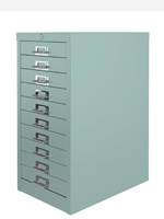 Silverline Locking and Non-locking Multidrawers