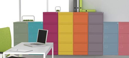 Colourful Filing