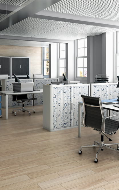 Easy Office Tambours