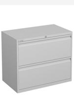 2 Drawer Side Filers